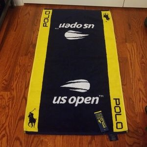 2018 US Open Mens Official on court Towel